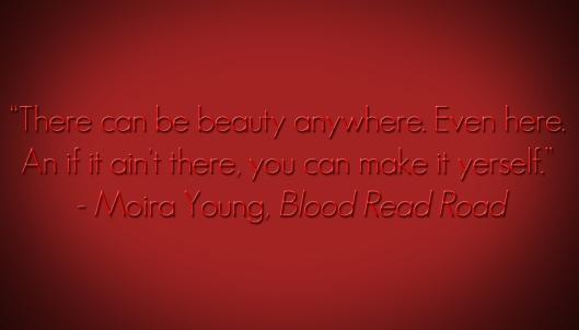 bloodreadroadquote