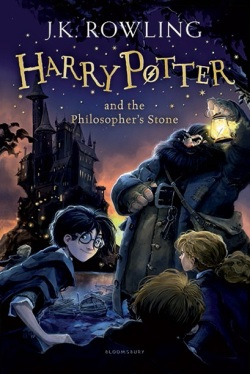 HARRY POTTER LATEST BOOK COVERS