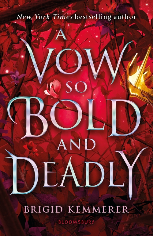 Book cover for A Vow So Bold and Deadly